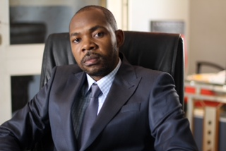 Ignace Hego, CEO of 4syte TV