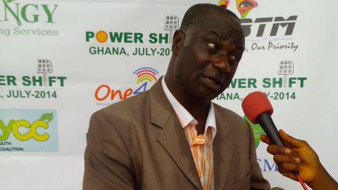 Mr. Kwabena Osei