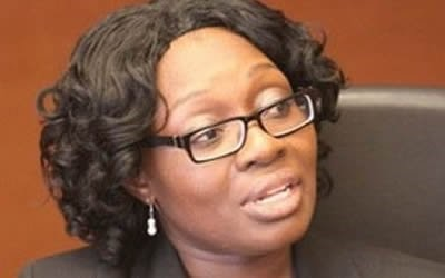 Mrs. Mawuena Trebah GIPC Boss