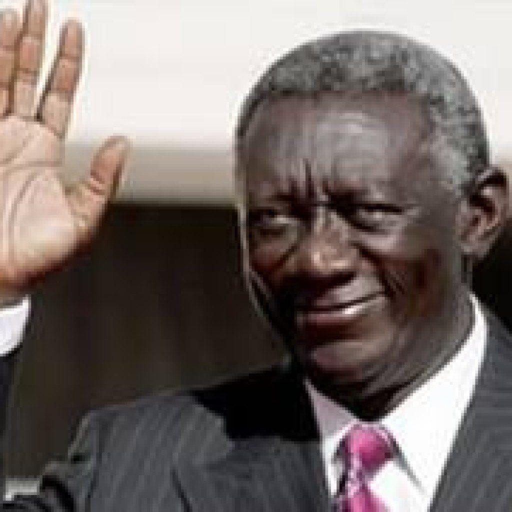 president kuffour