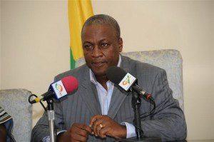 President Mahama