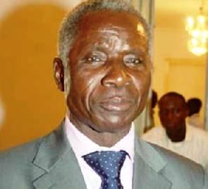Brigadier-General Joseph Nunoo-MensahBrigadier-General Joseph Nunoo-Mensah