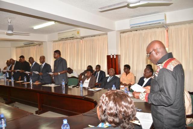 Ghana Atomic Energy Commission Board