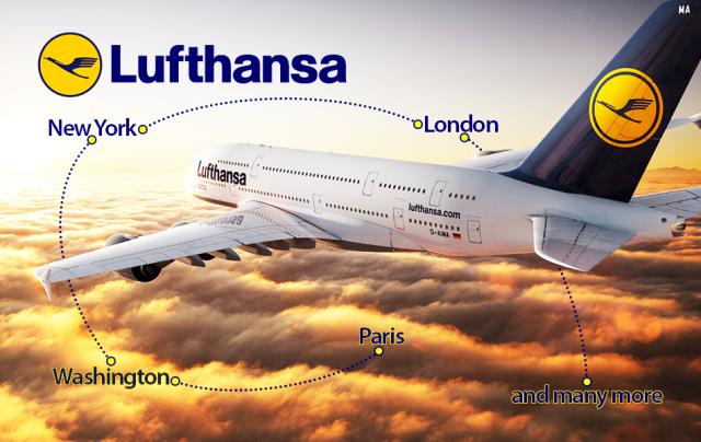 Final Lufthansa deal