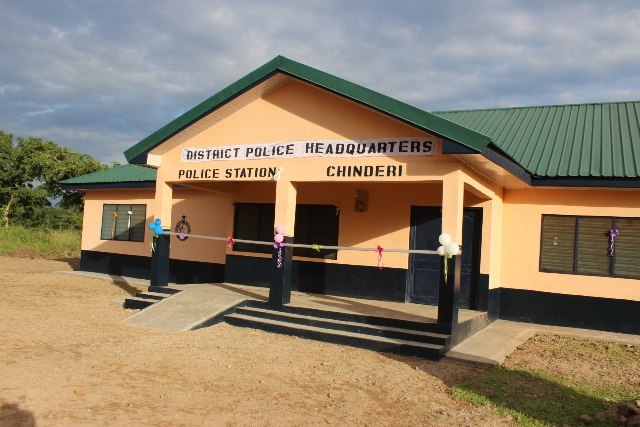 Police Station-Krachi