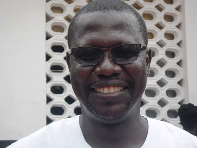 Mr Raphael Bokumah, Plan Ghana Progamme Manager in-charge of Operations