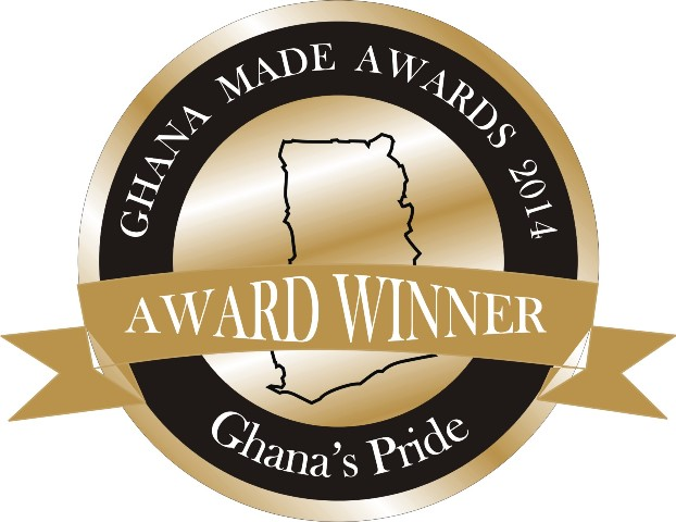 Logo of Ghana Made Awards 2014