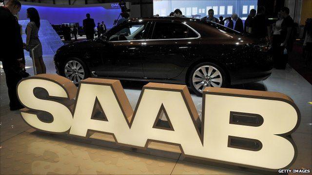 Swedish carmaker Saab