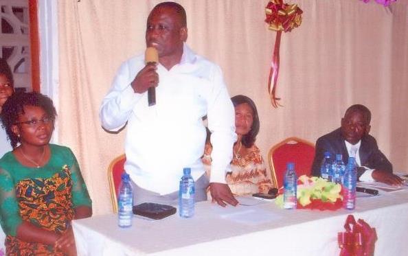 Pastor Paul Abaidoo