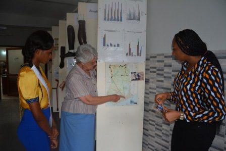 Orthopedic Training Centre at Nsawam