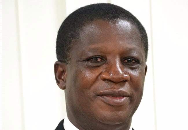 Chief Executive Officer of EDAIF, Dr. Barfour Osei. ?