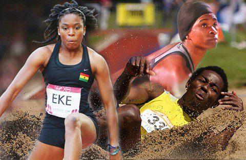 Ghanaian athletes