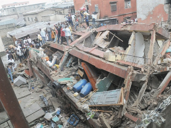 TB Joshua's SCOAN, Releases Statement On Collapsed Church Building.