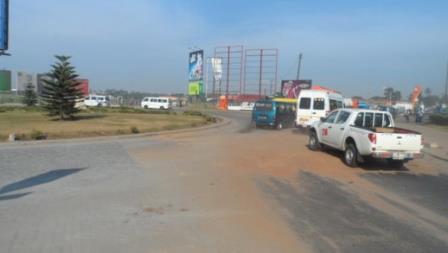 Takoradi Kwame Nkrumah Roundabout
