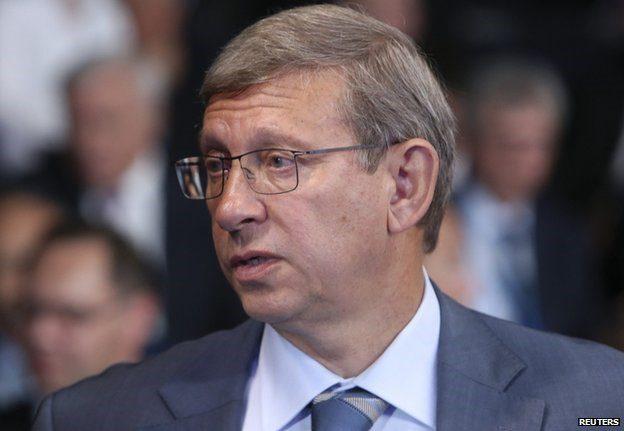 Vladimir Yevtushenkov?