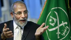 Muslim Brotherhood leader Mohammed Badie