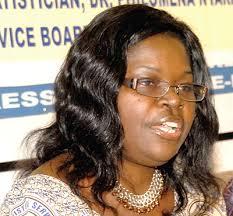 Dr Philomena Nyarko, Government Statistician