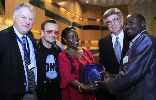 2013 ONE Africa Awards Agricultural Non-State Actors Forum (ANSAF) of Tanzania