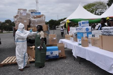 Ebola Personal Protective Equipment