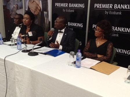 Ecobank Premier Banking launch