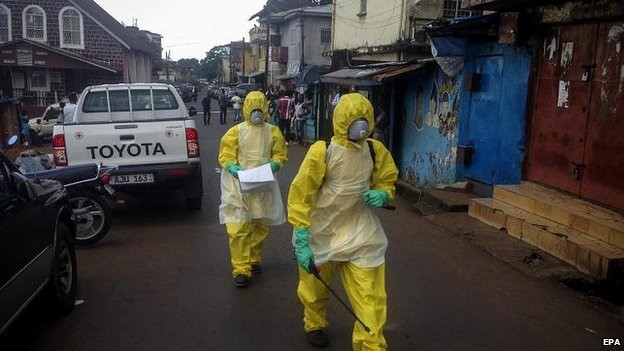 The number of cases in the Ebola outbreak has exceeded 10,000, with 4,922 deaths, the World Health Organization says in its latest report.