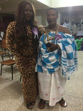 Queen Mother of Jasikan