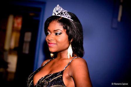 Miss Alexalyn Owuadey, 2013 1st Runner-Up of Miss Black Africa, UK