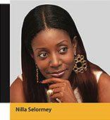 CEO Nilla Selormey