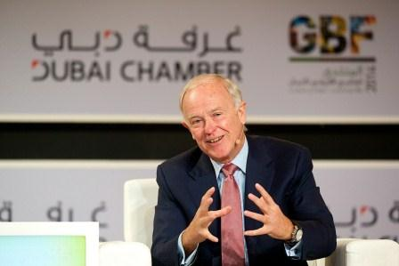 Sir Tim Clark, President of Emirates Airlines