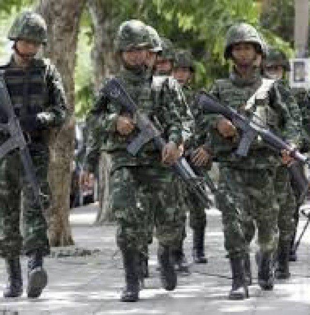 Thai military government