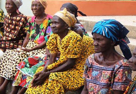 old people in Ghana