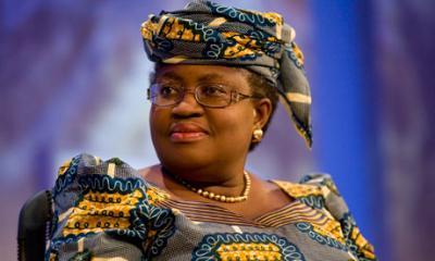 Dr Okonjo-Iweala