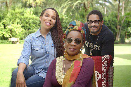 Bob Marley Family