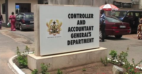 Controller and Accountant-Generals Department (CAGD)