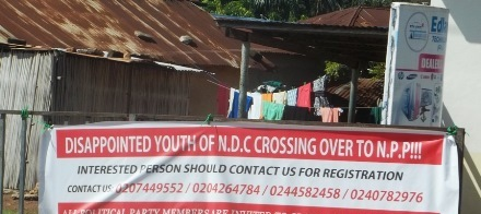 Disappointed-NDC-youth-banner