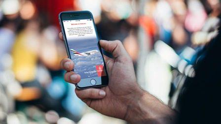 EK iPhone App