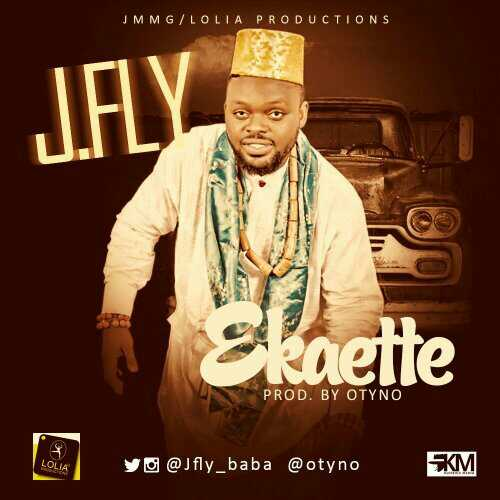 J.Fly - Ekaette Artwork