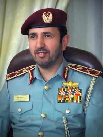 Major General Nasser Lakhrebani Al Nuaimi