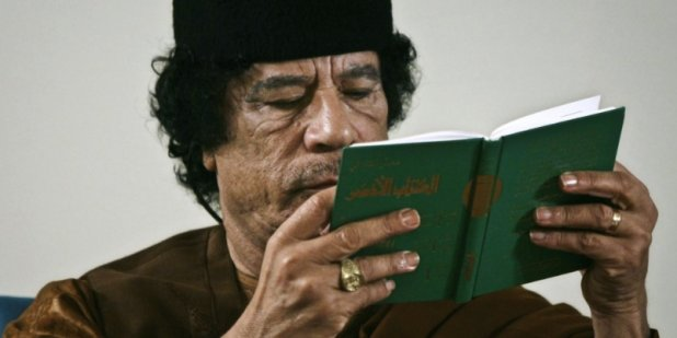 Muammar-Gaddafi-Libya