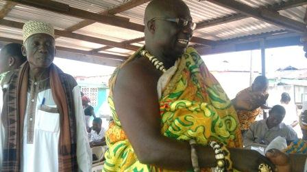 Nana Munko Eku VIII, Chief of Omankrado of Abura Ansafona