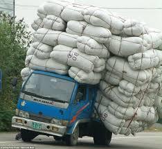 Overloading of Heavy Goods Vehicles