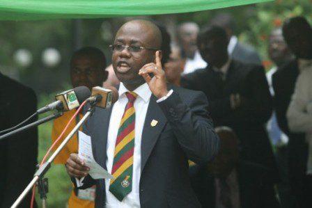 President Kwesi Nyantekyi