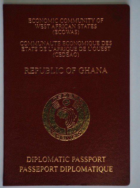 diplomatic passports