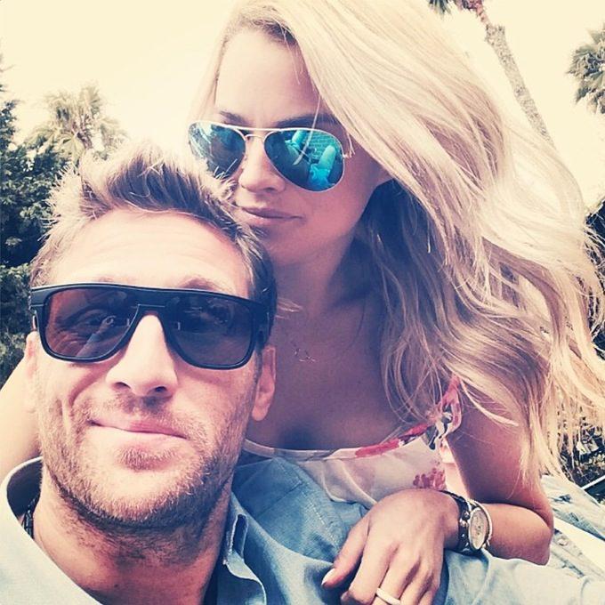 Nikki and Juan Pablo during happier times. (Photo Credit: Instagram)