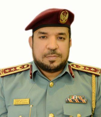 Colonel Salim Ali Al Qattam Al Zaabi