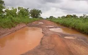 bad road network