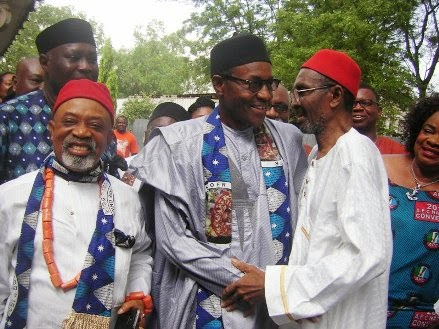 Chief Chukwuma Azikiwe,Buhari and Ngige