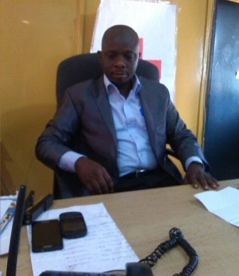 Eric AsamoahDarko, Accra Regional Manager, GRCS.