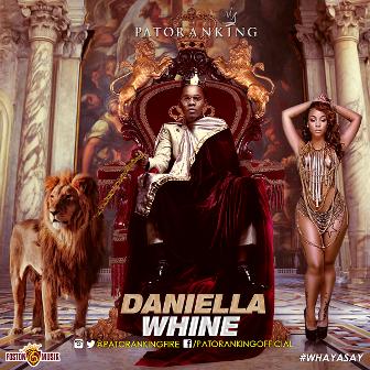Patoranking - Daniella Whine Cover Art resized