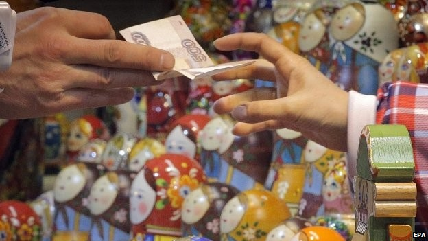 Raising interest rates could slow Russia's economic growth ?